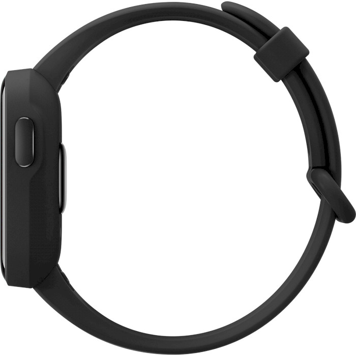 Смарт-часы XIAOMI Mi Watch Lite Black Совместимость Android OS