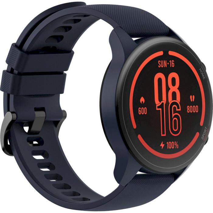 Смарт-годинник XIAOMI Mi Watch Blue Операційна система інша