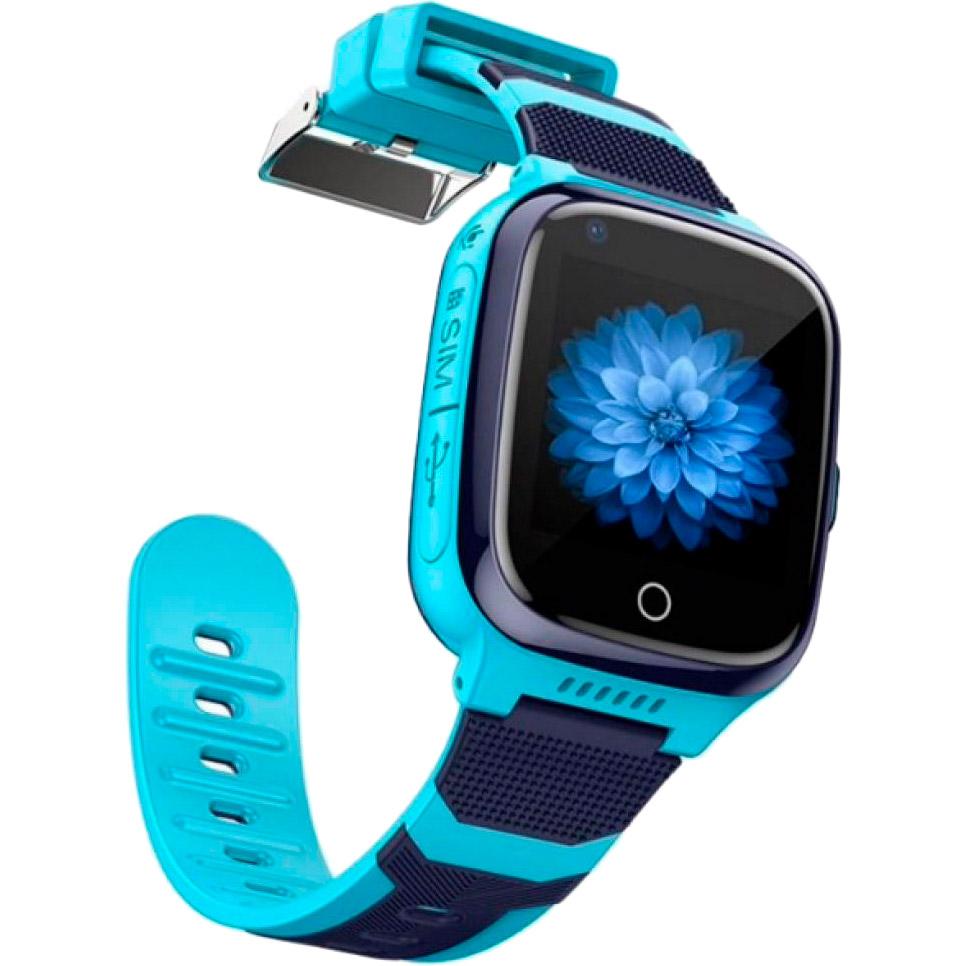 Смарт-годинник EXTRADIGITAL 4G WTC05 Blue (ESW2305) Функціональність дитячі