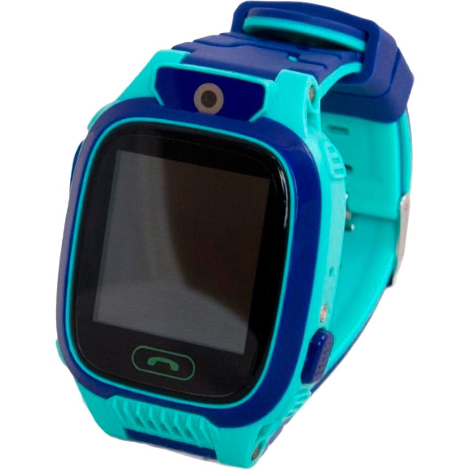 Смарт-часы EXTRADIGITAL WTC02 Green/Purple (ESW2302) Функциональность детские