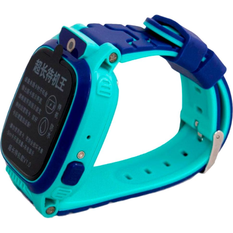 Смарт-часы EXTRADIGITAL WTC02 Green/Purple (ESW2302) Операционная система другая