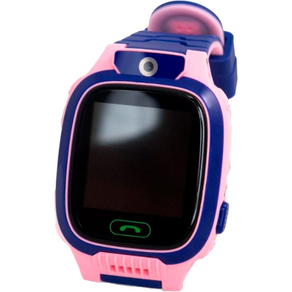 Смарт-годинник EXTRADIGITAL WTC03 Pink/Purple (ESW2303) Функціональність дитячі