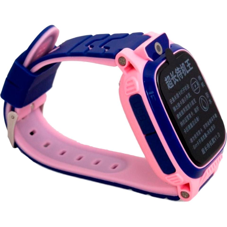 Смарт-годинник EXTRADIGITAL WTC03 Pink/Purple (ESW2303) Операційна система інша