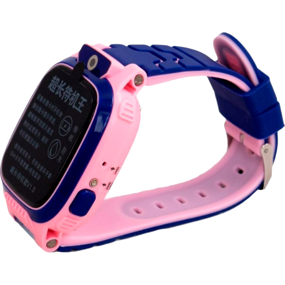 Смарт-годинник EXTRADIGITAL WTC03 Pink/Purple (ESW2303) Сумісність Android OS