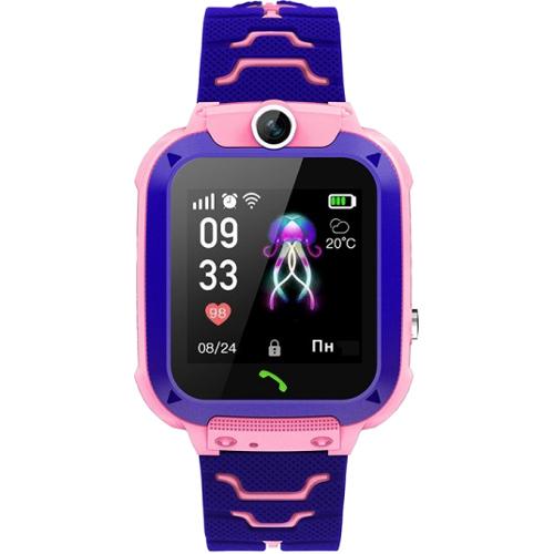 Смарт-годинник GOGPS ME K16S Pink (K16SPK) Функціональність дитячі