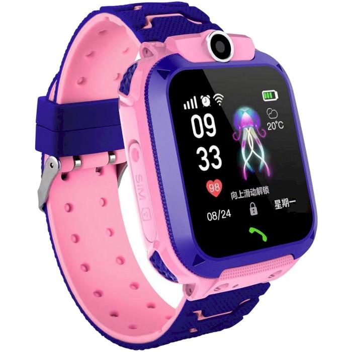 Смарт-годинник GOGPS ME K16S Pink (K16SPK) Операційна система інша