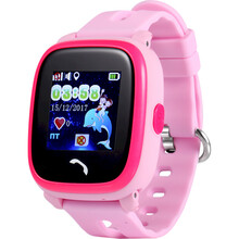 Смарт-годинник GOGPS ME K25 Pink (K25PK)
