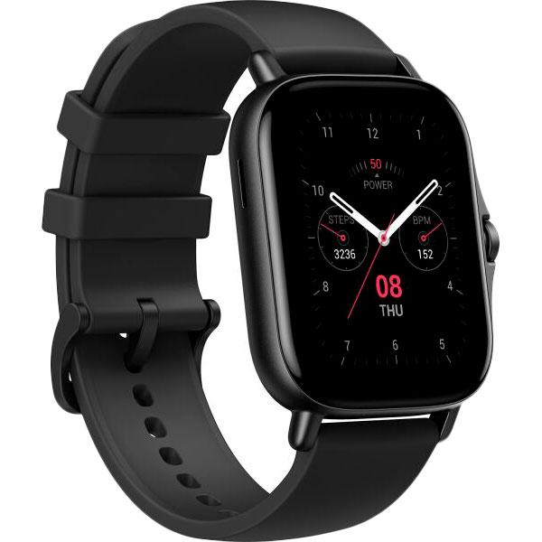Смарт-часы Amazfit GTS 2 Midnight Black Функциональность для взрослых
