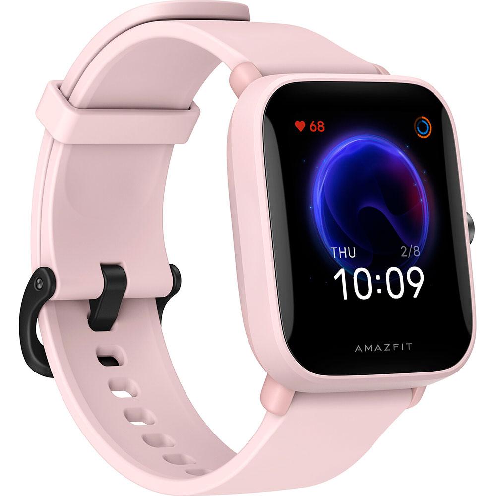 Смарт-часы Amazfit Bip U Pink Функциональность для взрослых