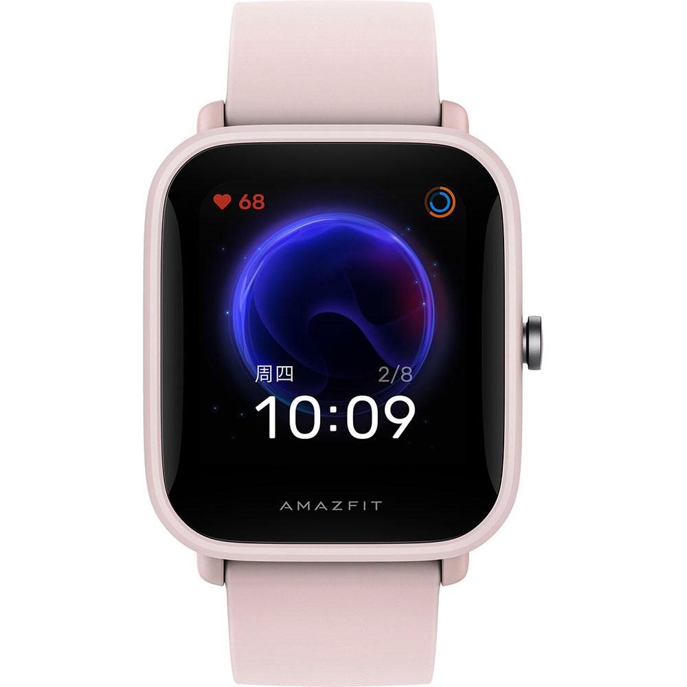 Смарт-часы Amazfit Bip U Pink Операционная система Amazfit OS