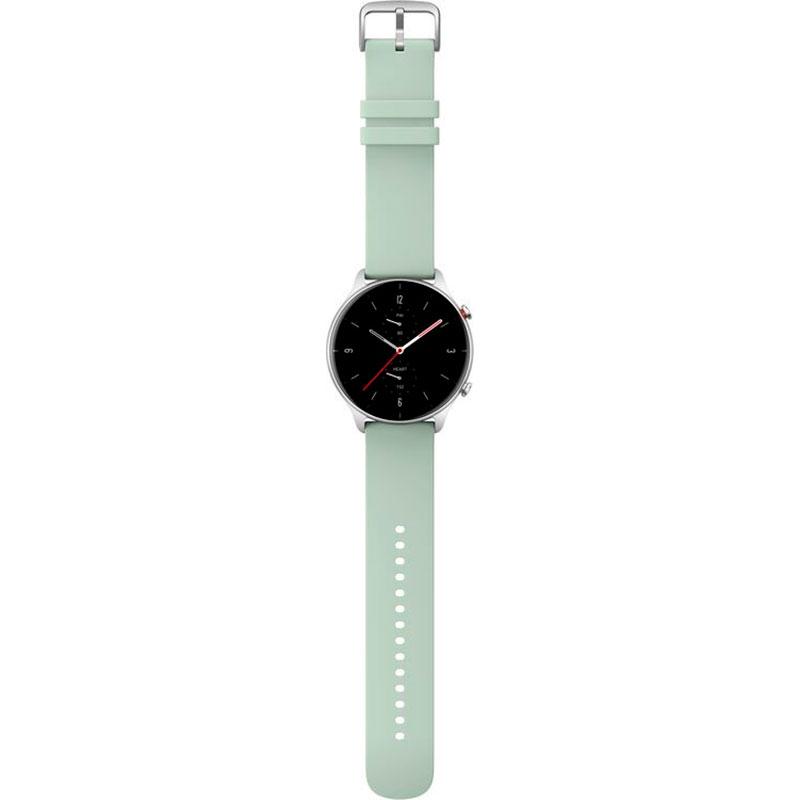 Смарт-часы Amazfit GTR 2e Matcha Green Совместимость Android OS