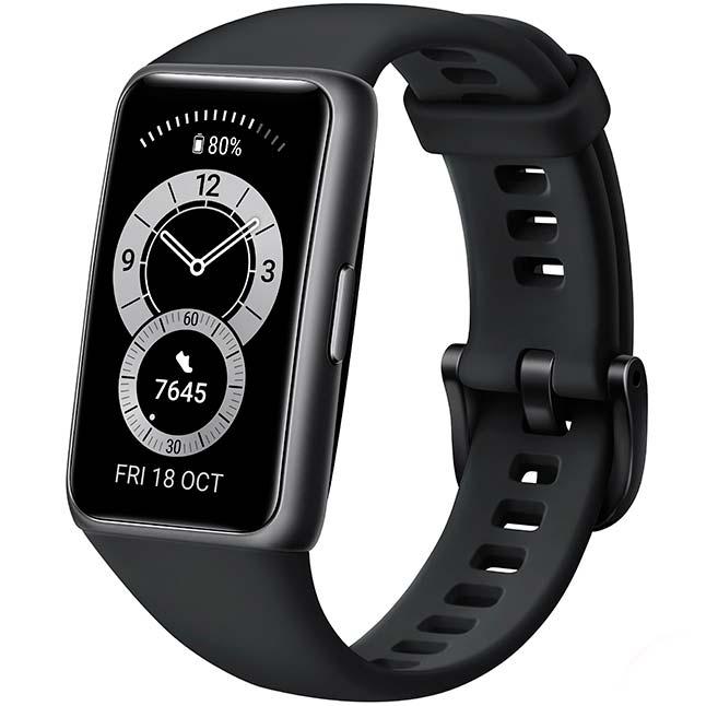 Смарт-часы HUAWEI Band 6 Graphite Black
