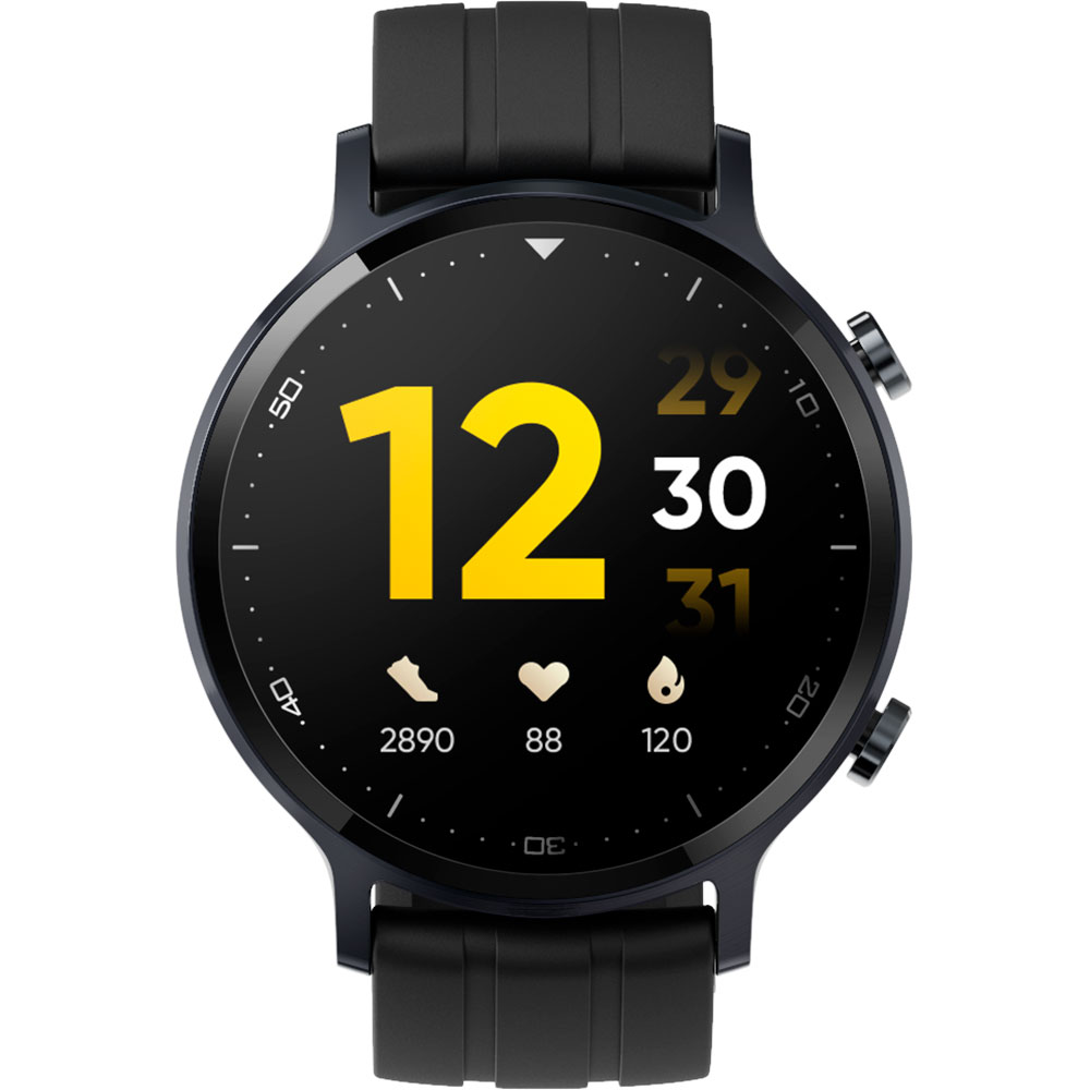 Смарт-годинник REALME Watch S Black Функціональність для дорослих