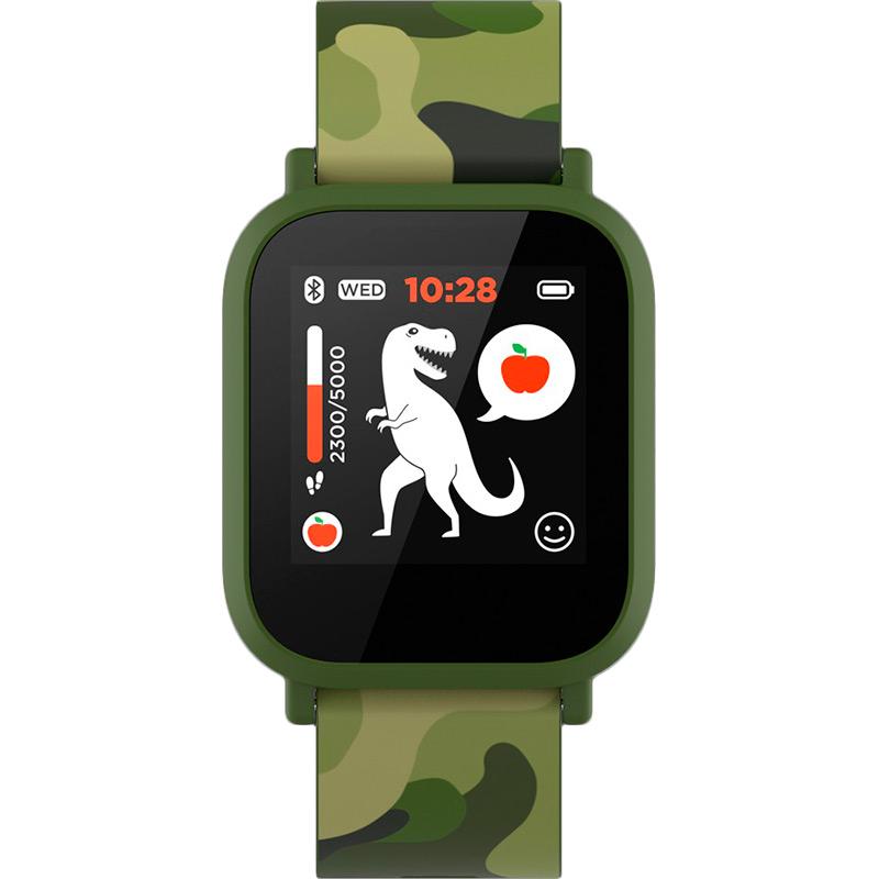 Смарт-годинник CANYON MyDino KW-33 Green (CNE-KW33GB) Функціональність дитячі