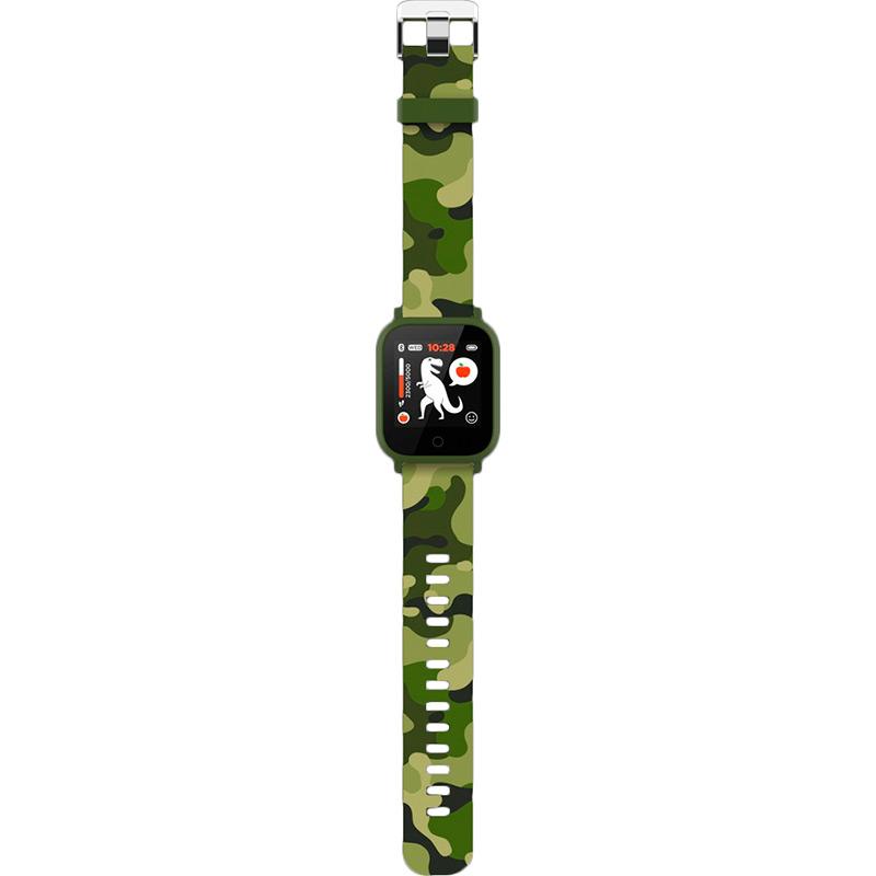 Смарт-годинник CANYON MyDino KW-33 Green (CNE-KW33GB) Операційна система інша
