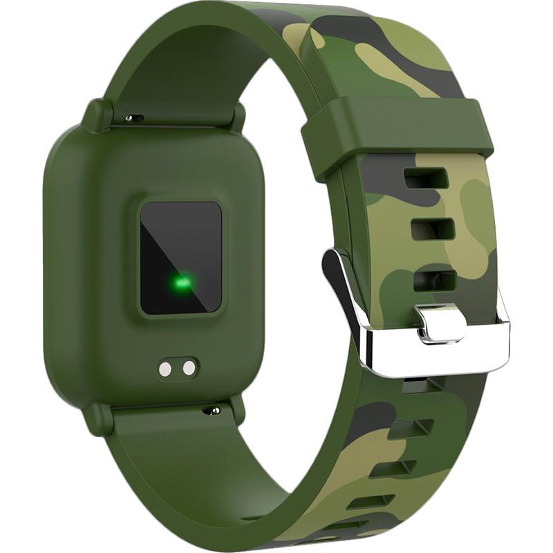 Смарт-годинник CANYON MyDino KW-33 Green (CNE-KW33GB) Сумісність Android OS