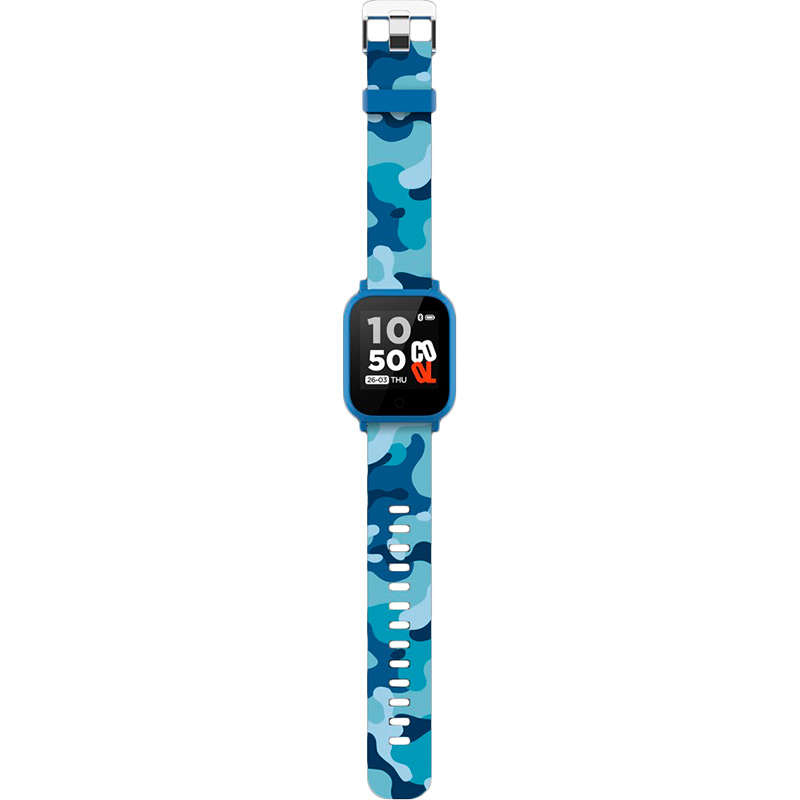 Смарт-годинник CANYON MyDino KW-33 Blue (CNE-KW33BL) Операційна система інша