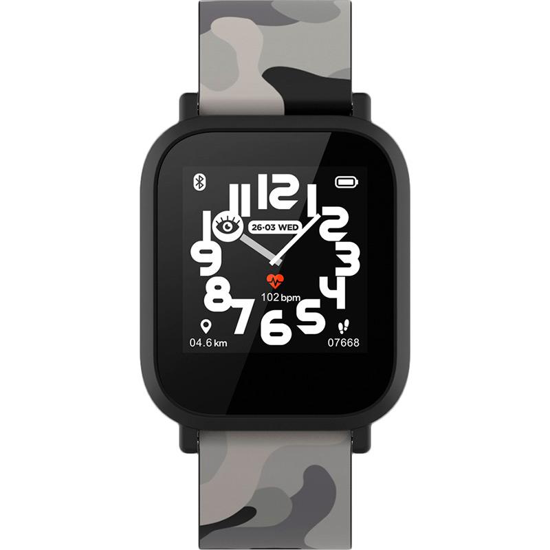 Смарт-годинник CANYON MyDino KW-33 Black (CNE-KW33BB) Функціональність дитячі