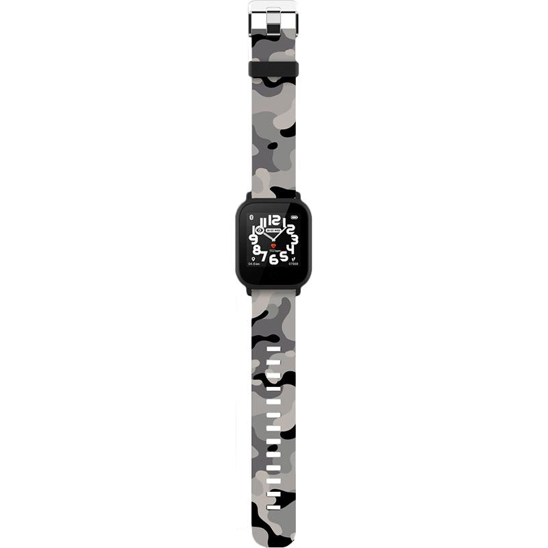 Смарт-годинник CANYON MyDino KW-33 Black (CNE-KW33BB) Операційна система інша