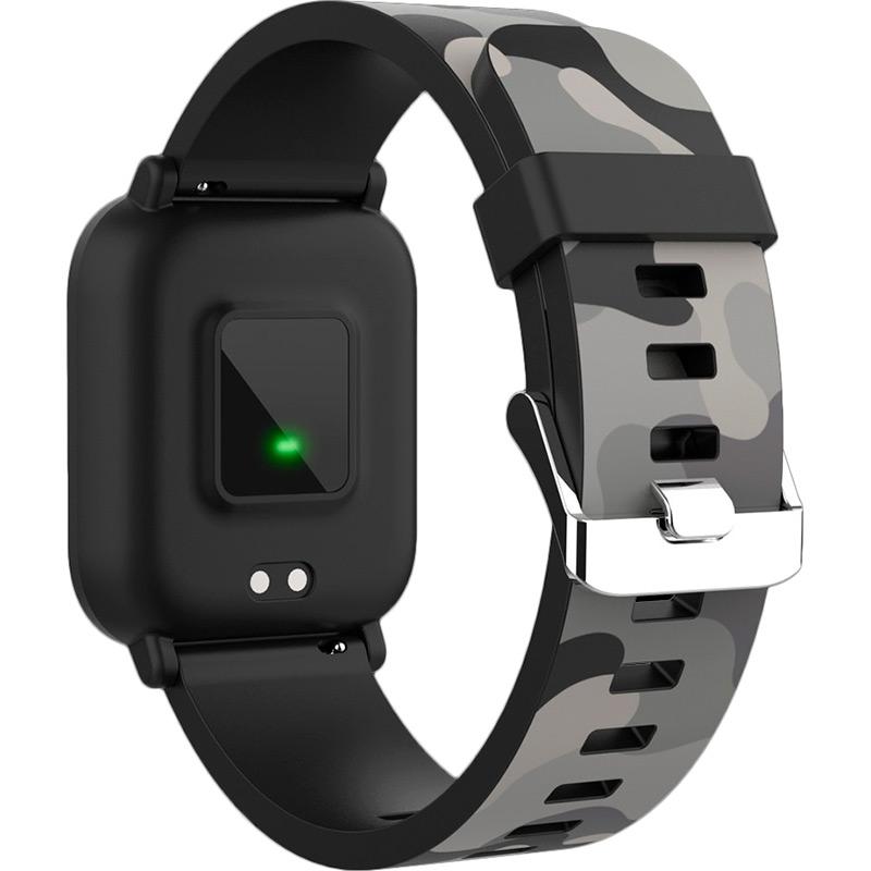 Смарт-годинник CANYON MyDino KW-33 Black (CNE-KW33BB) Сумісність Android OS