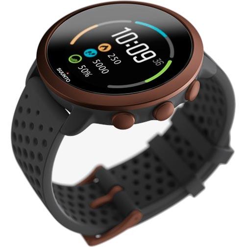 Смарт-часы SUUNTO 3 SLATE GREY COPPER (SS050415000) Совместимость Android OS