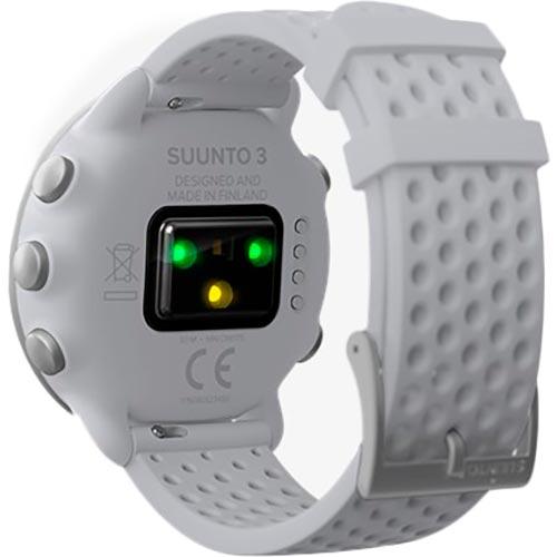 Смарт-часы SUUNTO 3 PEBBLE WHITE (SS050416000) Операционная система другая