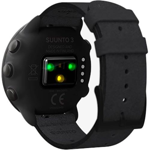 Смарт-годинник SUUNTO 3 ALL BLACK (SS050617000) Операційна система інша