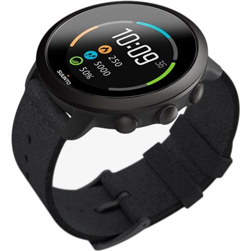 Смарт-годинник SUUNTO 3 ALL BLACK (SS050617000) Сумісність Android OS