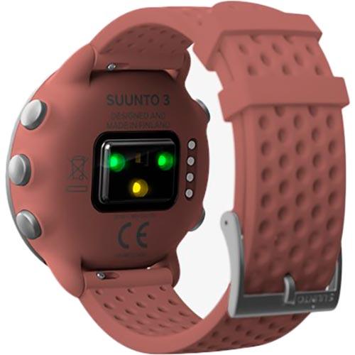 Смарт-часы SUUNTO 3 GRANITE RED (SS050475000) Операционная система другая