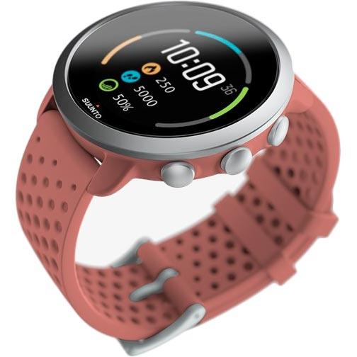 Смарт-часы SUUNTO 3 GRANITE RED (SS050475000) Совместимость Android OS