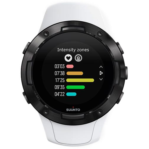 Смарт-часы SUUNTO 5 G1 WHITE BLACK KAV (SS050446000) Функциональность для взрослых