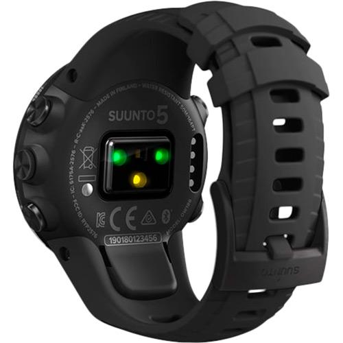 Смарт-часы SUUNTO G1 5 ALL BLACK Вид деятельности бег