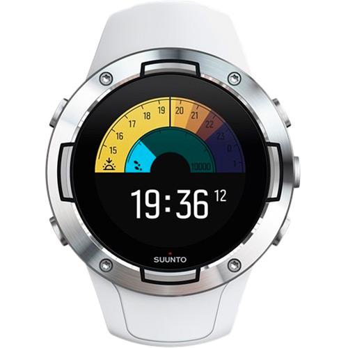 Смарт-часы SUUNTO 5 WHITE Функциональность для взрослых