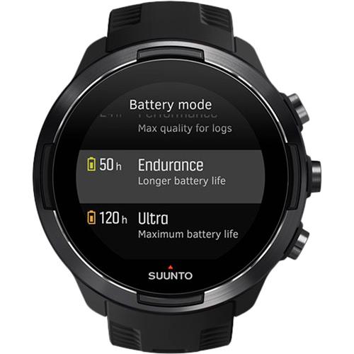 Смарт-годинник SUUNTO 9 BARO BLACK Функціональність для дорослих