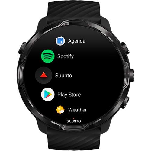 Смарт-годинник SUUNTO 7 BLACK LIME Функціональність для дорослих