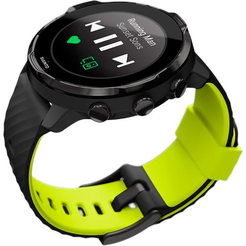 Смарт-годинник SUUNTO 7 BLACK LIME Сумісність Android OS