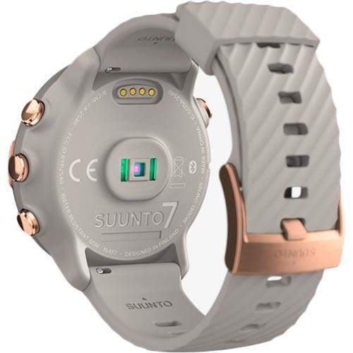 Смарт-часы SUUNTO 7 SANDSTONE ROSEGOLD (SS050381000) Операционная система Android Wear