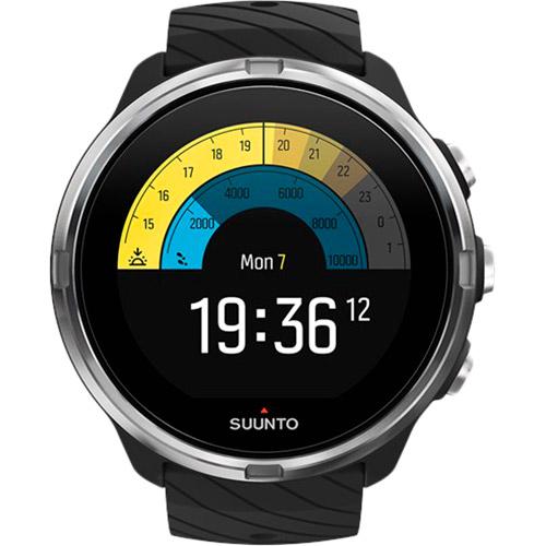 Смарт-годинник SUUNTO 9 G1 BLACK Функціональність для дорослих