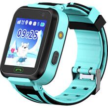 Смарт-часы GOGPS K07 Blue (K07BL)