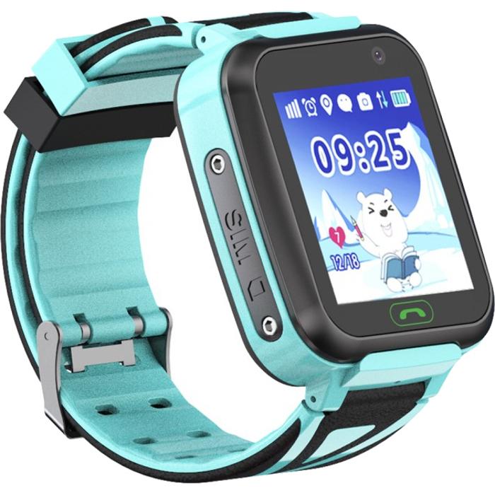 Смарт-часы GOGPS K07 Blue (K07BL) Функциональность детские