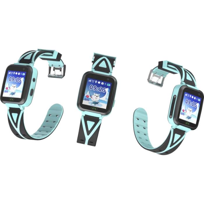 Смарт-часы GOGPS K07 Blue (K07BL) Операционная система другая