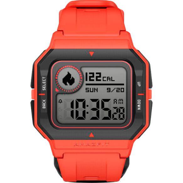 Смарт-часы AMAZFIT Neo Smart watch Red Функциональность для взрослых