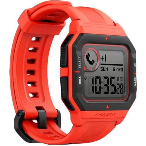 Смарт-часы AMAZFIT Neo Smart watch Red Операционная система другая