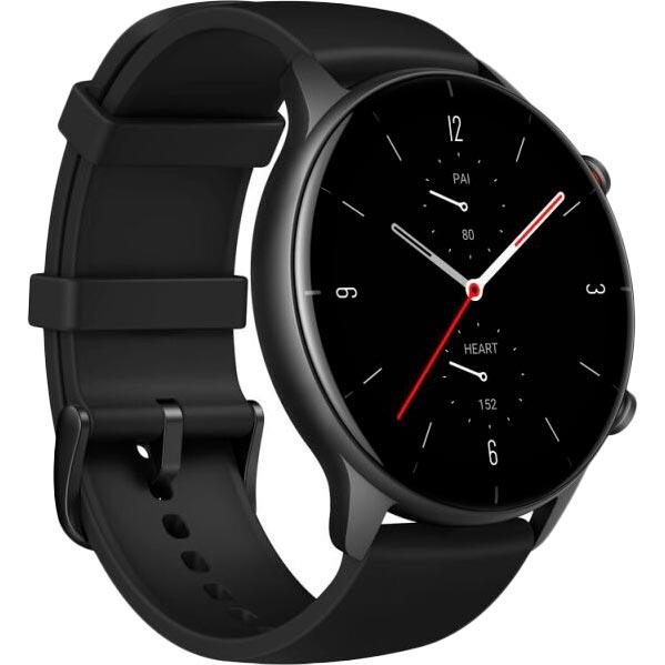 Смарт-часы AMAZFIT GTR 2e Obsidian black Операционная система другая