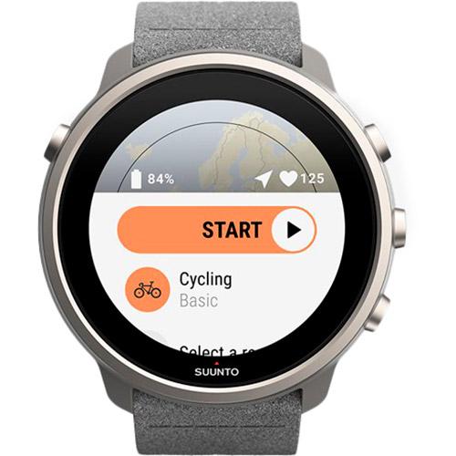 Смарт-годинник SUUNTO 7 STONE GRAY TITANIUM (SS050567000) Функціональність для дорослих