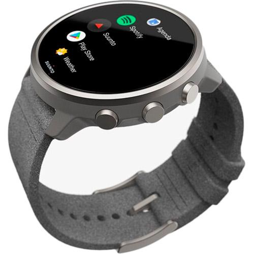 Смарт-годинник SUUNTO 7 STONE GRAY TITANIUM (SS050567000) Сумісність Android OS