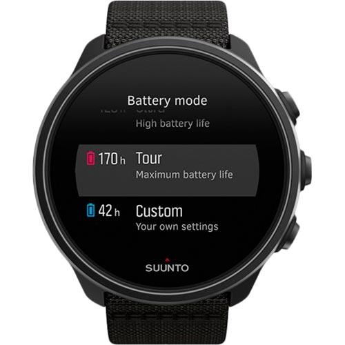 Смарт-годинник SUUNTO 9 BARO CHARCOAL BLACK TITANIUM (SS050564000) Функціональність для дорослих