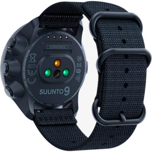 Смарт-часы SUUNTO 9 BARO GRANITE BLUE TITANIUM (SS050565000) Операционная система другая