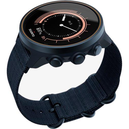 Смарт-часы SUUNTO 9 BARO GRANITE BLUE TITANIUM (SS050565000) Совместимость Android OS