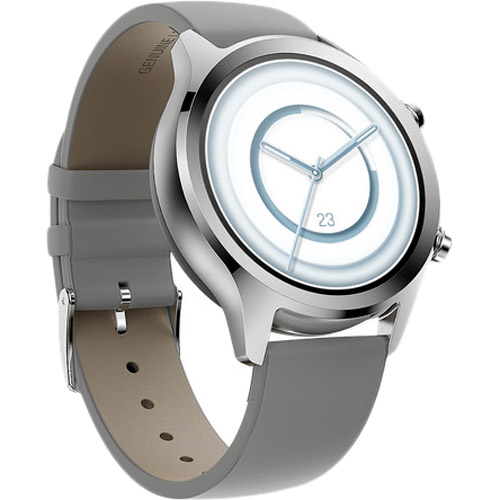 Смарт-годинник MOBVOI TicWatch C2 Plus Platinum Silver (P1023003400A)